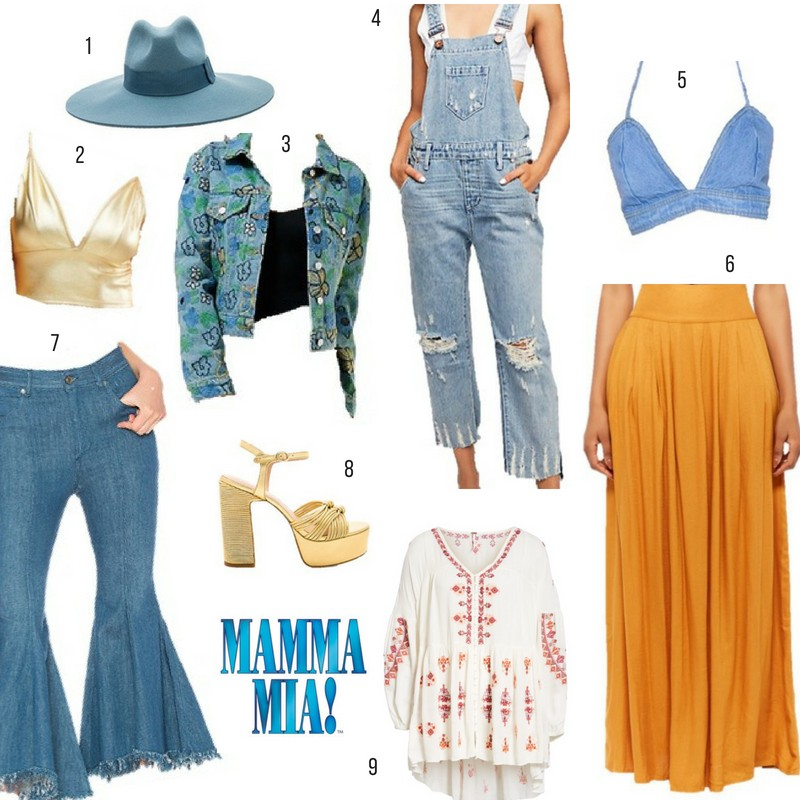 variety of designs and colors durable in use new concept Get the Look: Mamma Mia – SMU Look