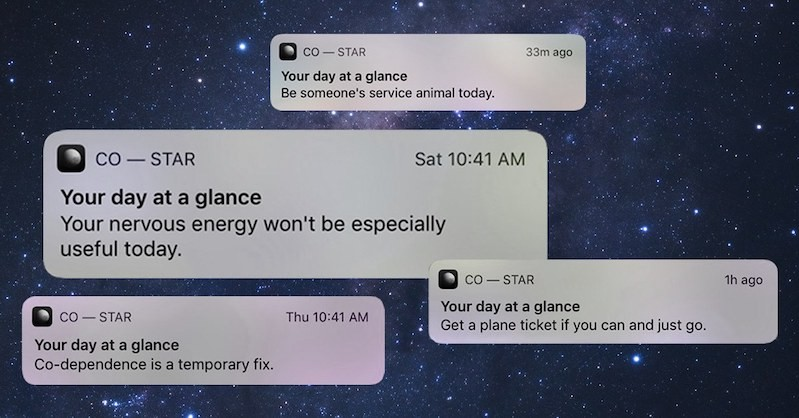 Co--Star App