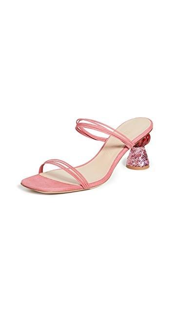 Jacquemus Les Mules Vallena slides; $588, shopbop.com
