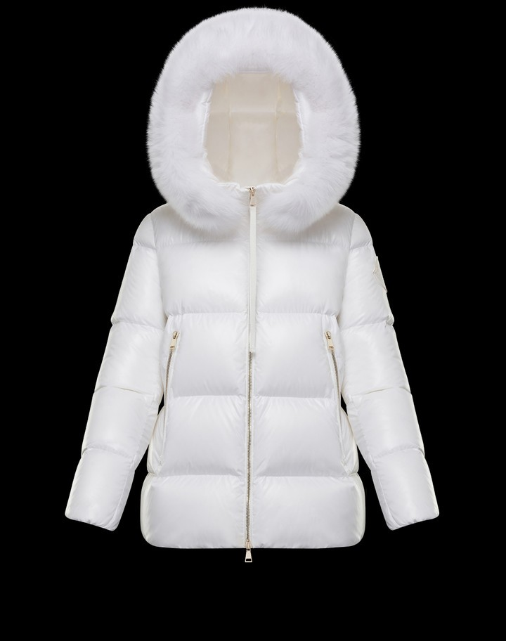 Moncler Givre jacket (from the Chinese New Year Collection); $1,990, moncler.com