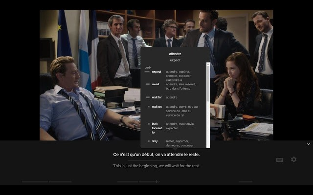 The Language Learning with Netflix extension goes into detail.
