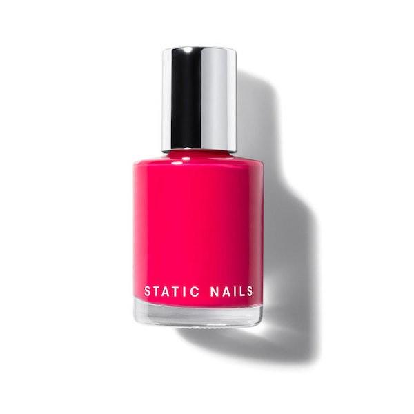 """Static Nails Liquid Glass Nail Lacquer in color """"Martini Addiction"""""""