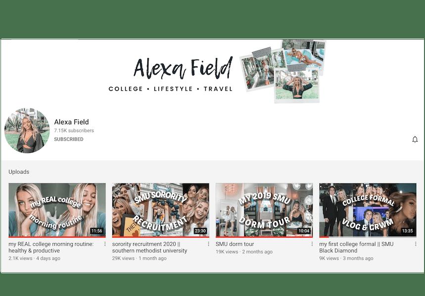 Alexa Field