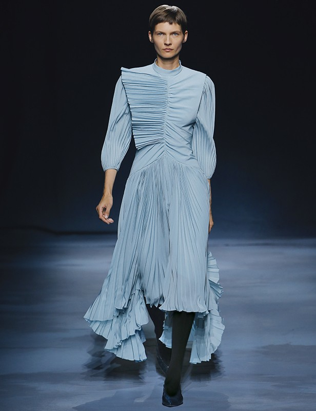 A look from Waight Keller's Spring/Summer 2019 ready-to-wear collection.