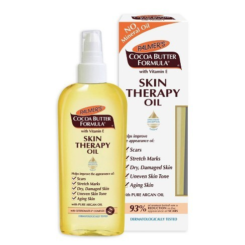Palmer's Cocoa Butter Formula Skin Therapy Oil, $8.99, amazon.com