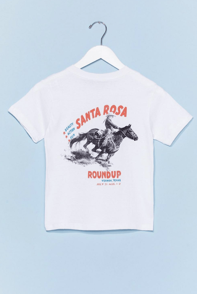 NASTY GAL Round Up Graphic Tee ($10.80)