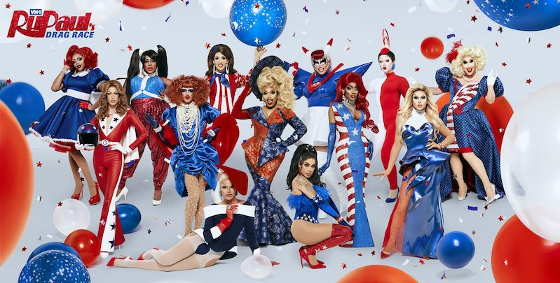 The queens of Season 12.