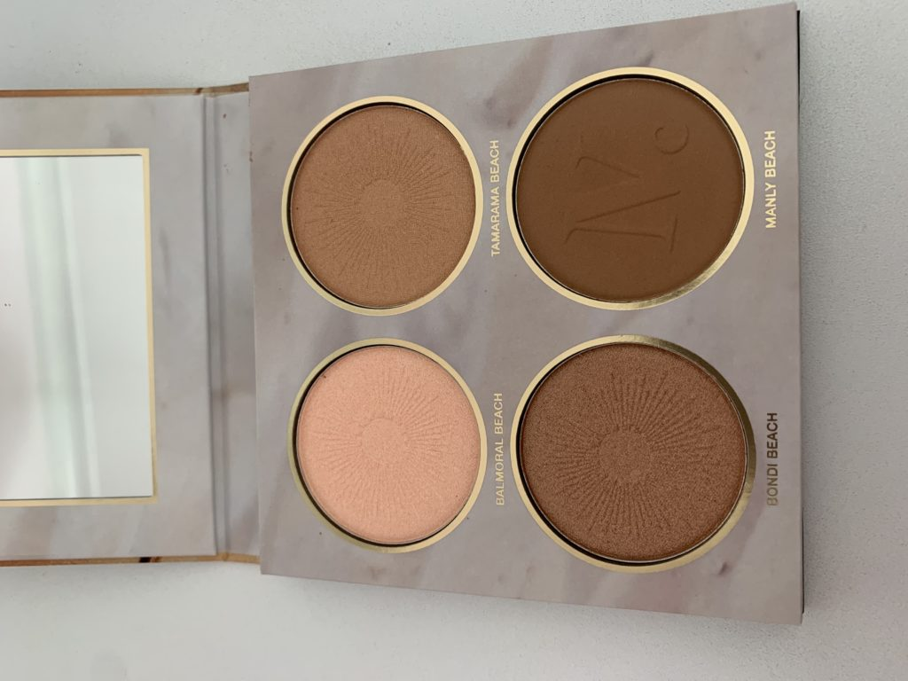 NOMAD x Sydney Bathers Kiss Of Sun Palette by NOMAD