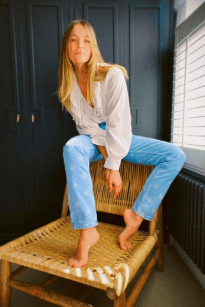 Star-t Over High-Waisted Mom Jeans from Nasty Gal ($60)