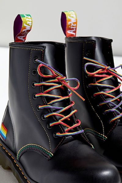 Dr. Martens 1460 Pride 8-Eye Boot from Urban Outfitters ($150)