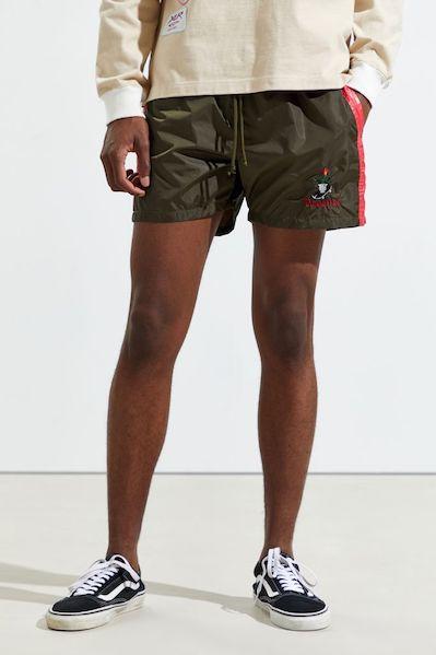 Pas de Mer Dopium Swim Short from Urban Outfitters ($75)