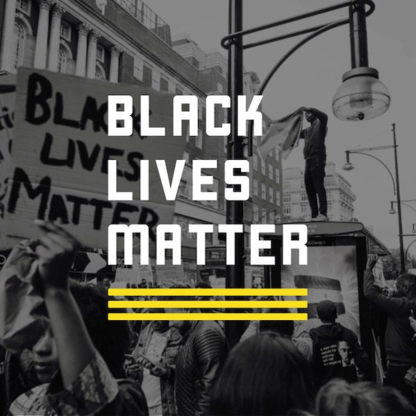 Graphic from Black Lives Matter organization.