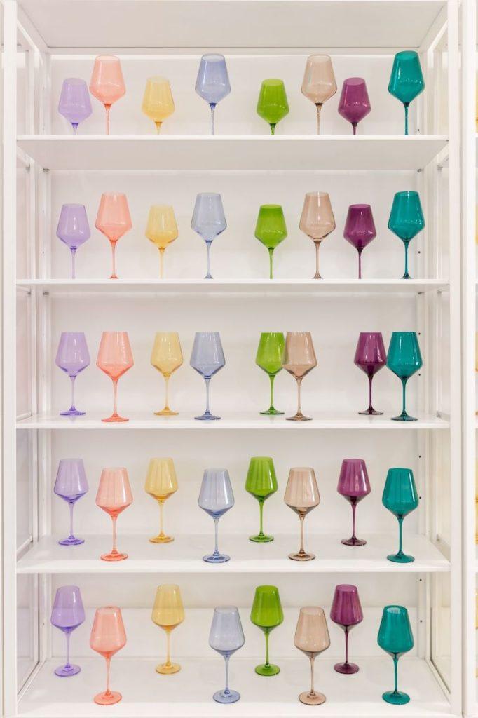 Estelle Stemmed Wine Glass