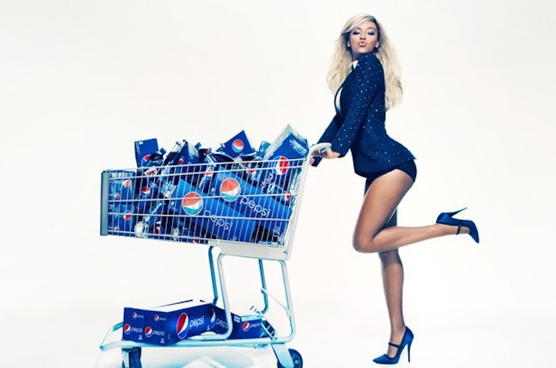 In 2013, Pepsi managed to nab Beyoncé for an endorsement deal priced at $50 million.