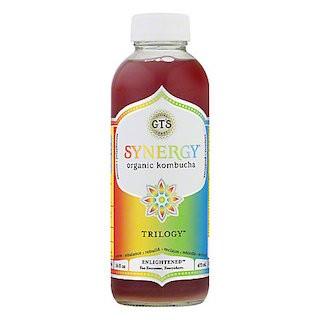 GT's Synergy Organic Kombucha, Trilogy
