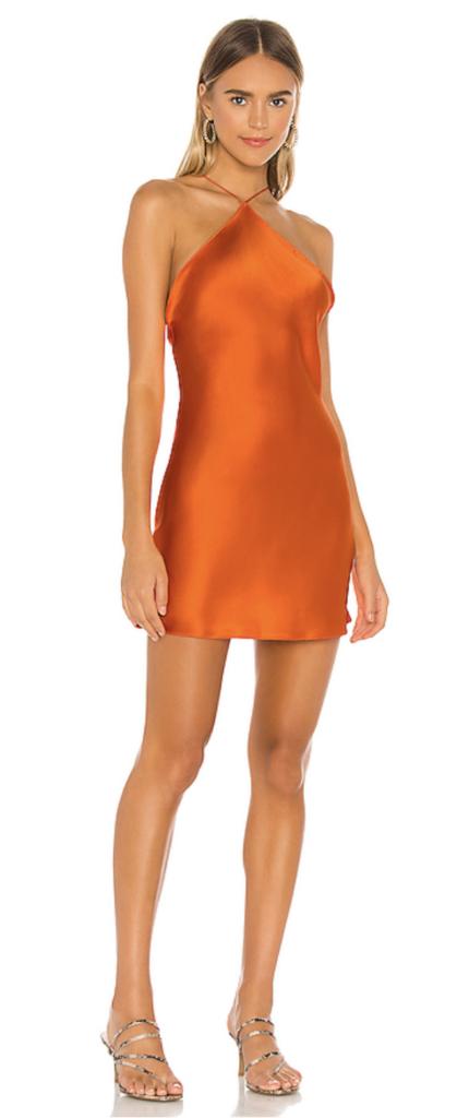 AMANDA UPRICHARD - X Revolve Claudia Mini Dress $260