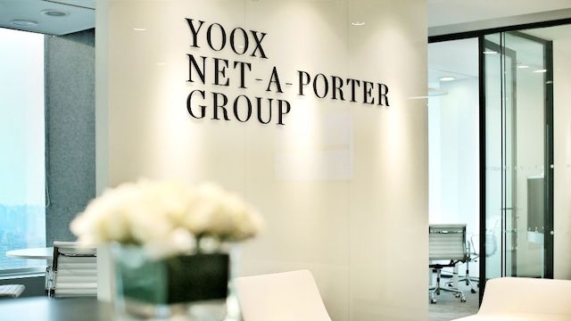 The YNAP offices in Shanghai, China. YNAP continues to be the global leader in luxury e-commerce.