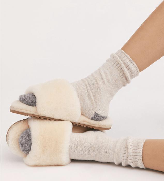 Easy Livin Slide Slippers - $58