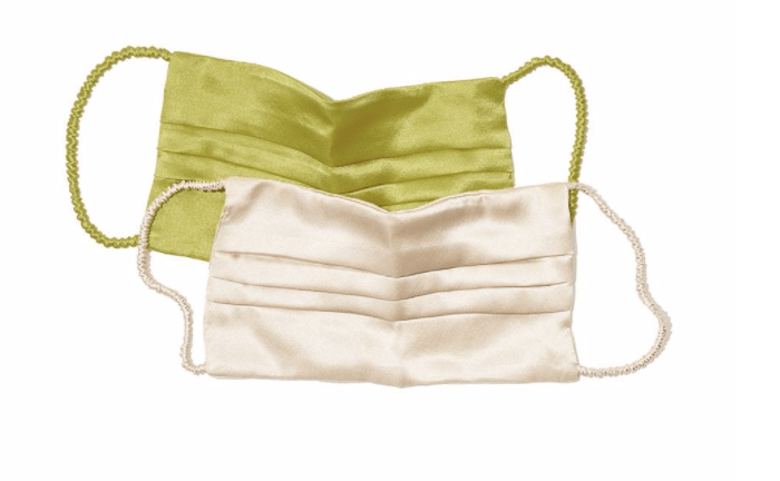 Tata Harper X Jonathan Simkhai Silk Mask Pack - $68