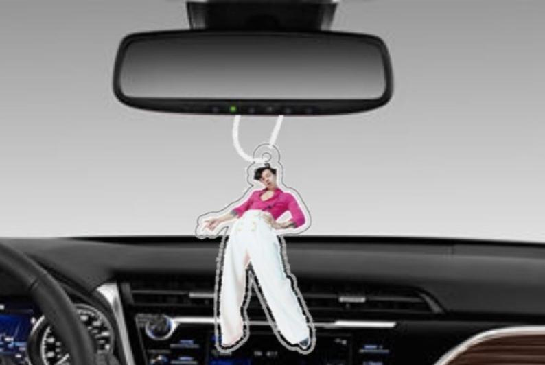 The air freshener also comes in different versions of Styles.