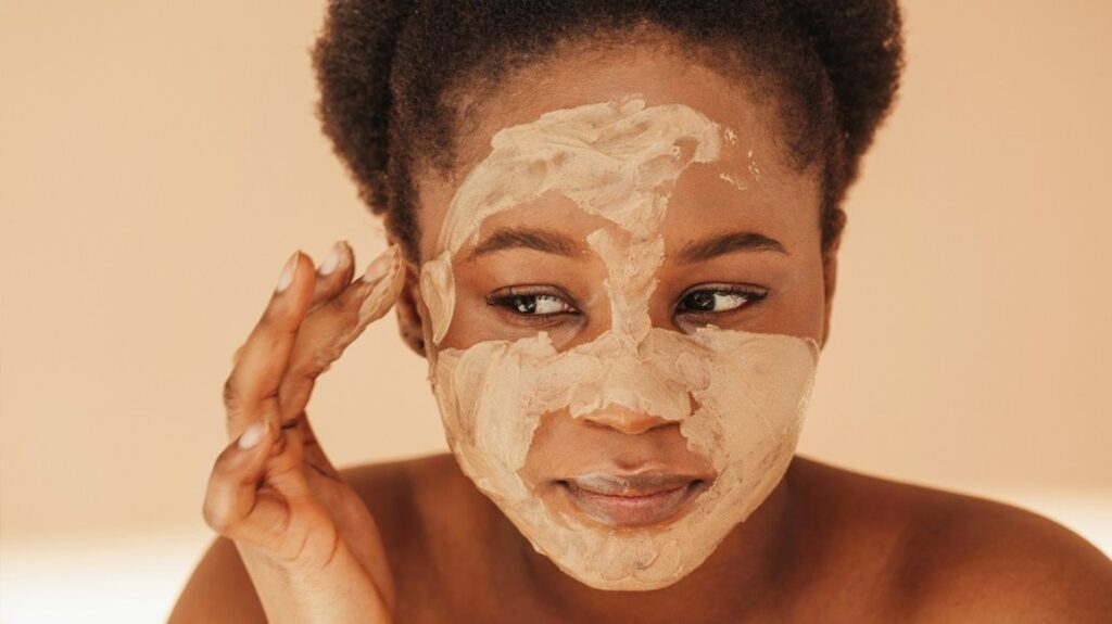 Mud masks are my favorite deep-cleansing masks, and are perfect for all skin types.