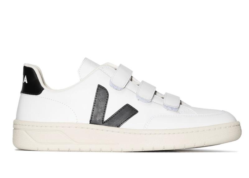 Veja V- Lock Velcro Sneakers - $140