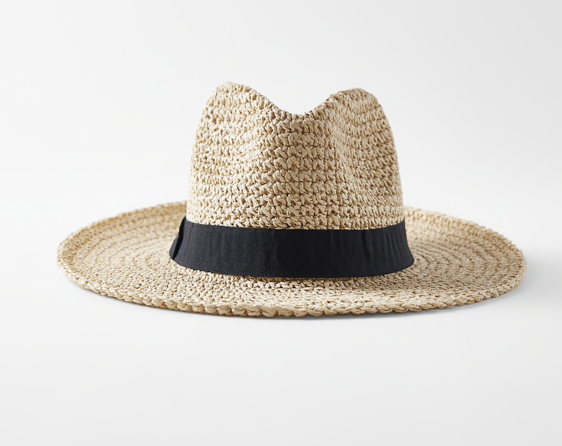 Zara Hat with Band  ($39.90
