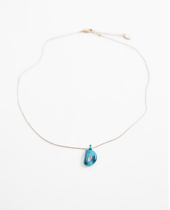Zara Initial charm necklace ($19.90