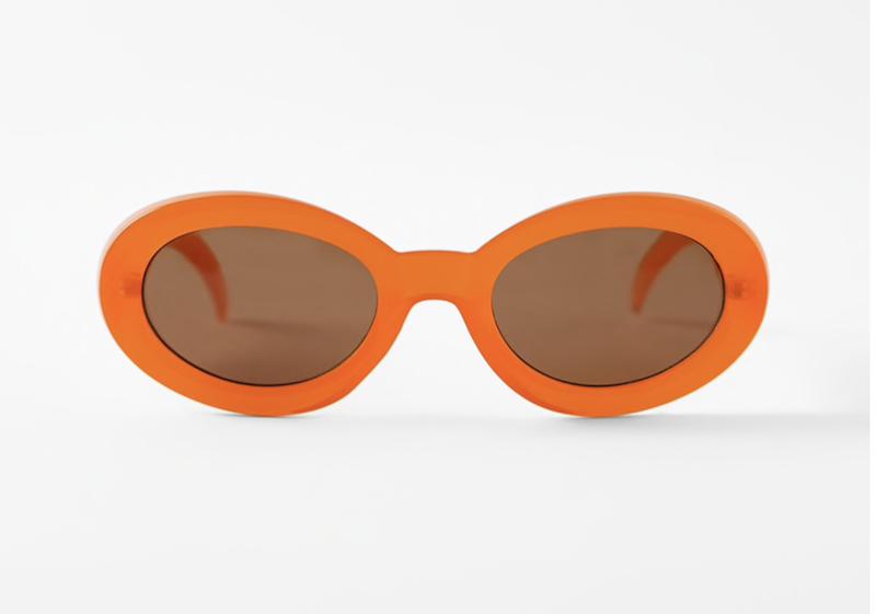 Zara Solid Color Frame Glasses ($29.90)