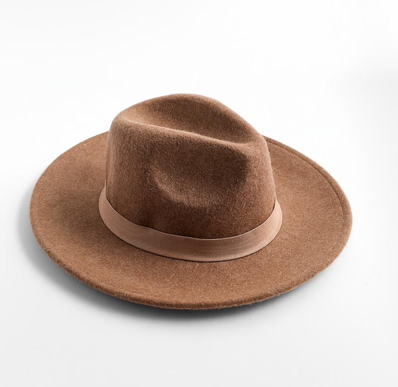 Zara Felt hat ($39.90)